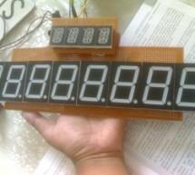 Arduino Led Alarm Clock