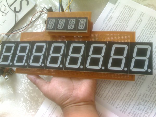 Arduino Led Alarm Clock -Use Arduino for Projects