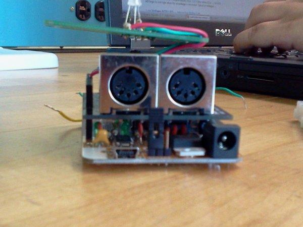 Arduino Midi Light Show