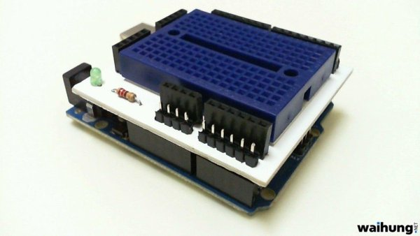 Arduino Prototype Shield