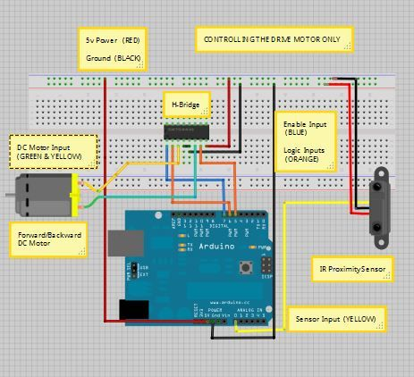 RC Car Anti-Crash System Using Arduino -Use Arduino for Projects