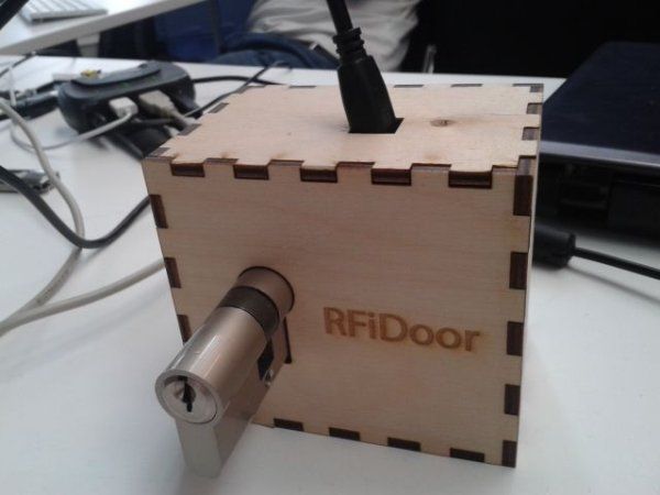 Arduino RFID Lock -Use Arduino for Projects