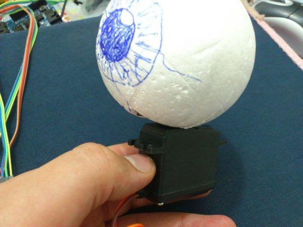 Arduino Robotic Eye