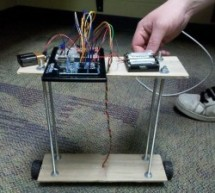 The Self-Balancing Robot using Arduino