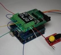 Arduino Sprinkler System plus Web control