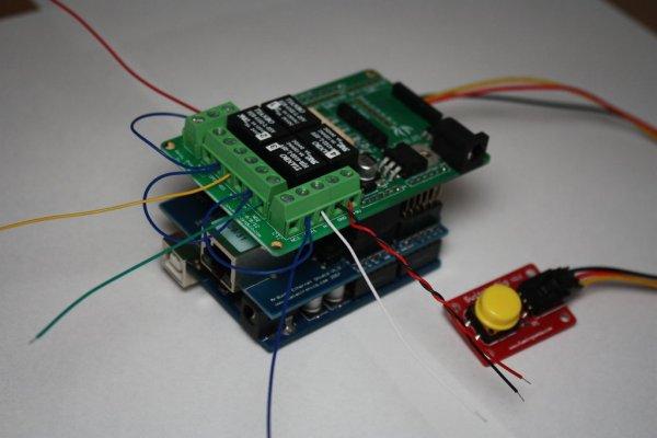 Arduino Sprinkler System