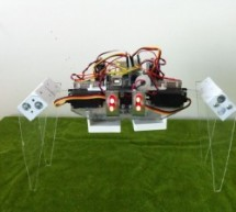 Introduction: T.A.B.U. A Robot using Arduino