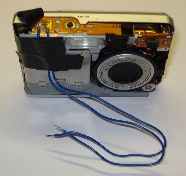 Arduino Time Lapse Digital Camera