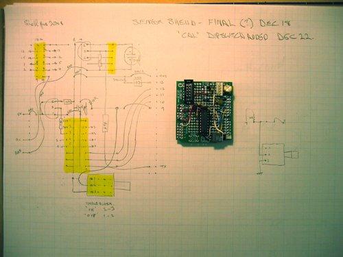 Arduino Walleye schematic
