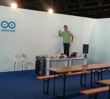 Arduino a Robotica 2012
