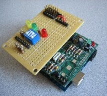 HexiLogger, an Arduino based data logger
