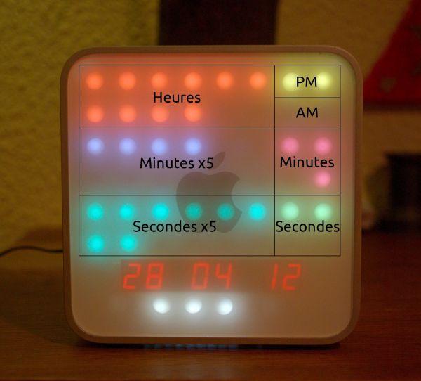 Arduino iTime clock