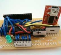 Perfduino: Build Your Own Arduino Microcontroller