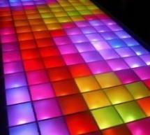 LED Show 2 using Arduino Esplora