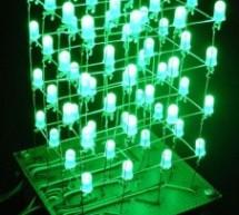 LED Show using Arduino Esplora