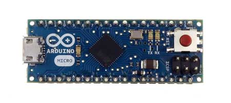 New Arduino Micro available