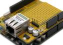 Pachube Client using Arduino