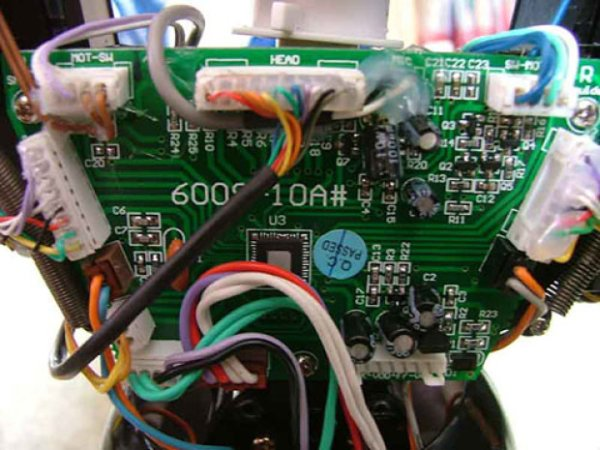 Robosapien With Arduino
