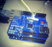 Sending and Receiving String via UDP using Arduino