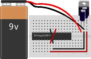 Shrunk The Arduino