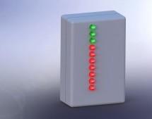 Temperature Sensor for Shower using Arduino