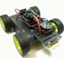 Wireless Robotics Platform with XBee Remote Control