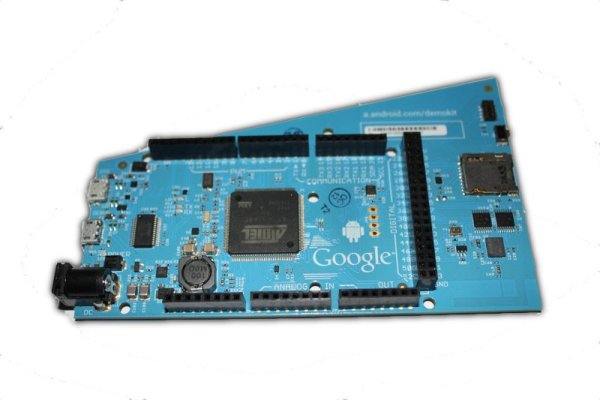 Android ADK2012 is here and is powered by Arduino technology