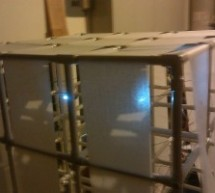 3x3x3 LED PVC Light Cube using Arduino