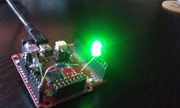 Arduino Color Changing Nightlight