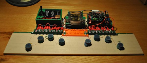 Arduino Earfingers