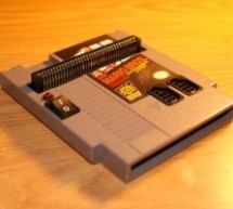 NES in a Cartridge using Arduino