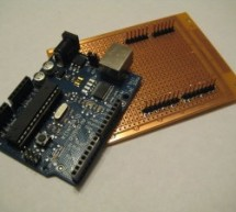 Arduino ProtoShield from Household Items