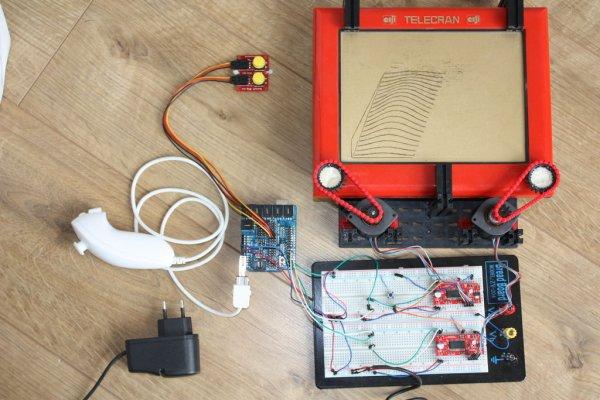 Arduino Telecran
