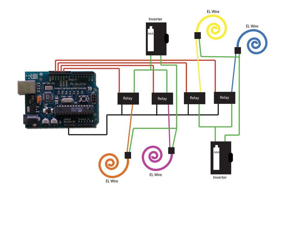 Arduino The CoaTracker circuit