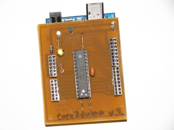 Core2duino Updated with Arduino