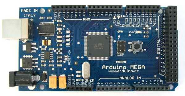 Fix a fried Arduino Mega