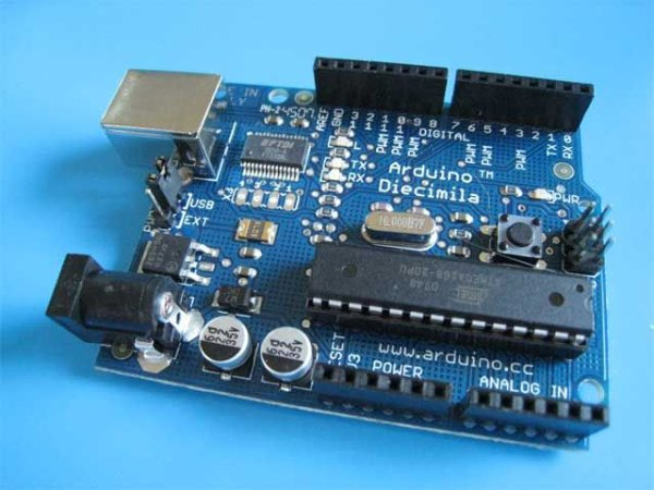 Program the Vexplorer Using Arduino