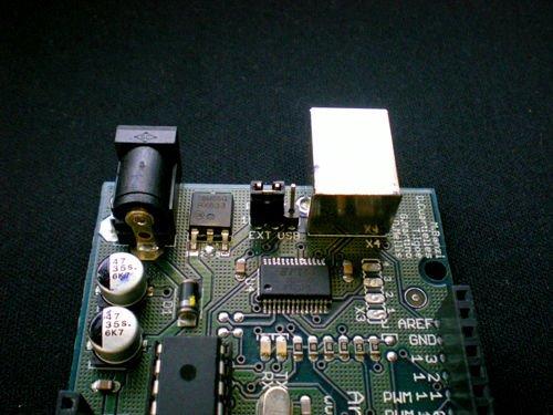 Self Sufficient Arduino Board
