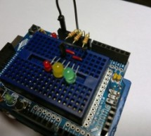 Simple Arduino Traffic Lights