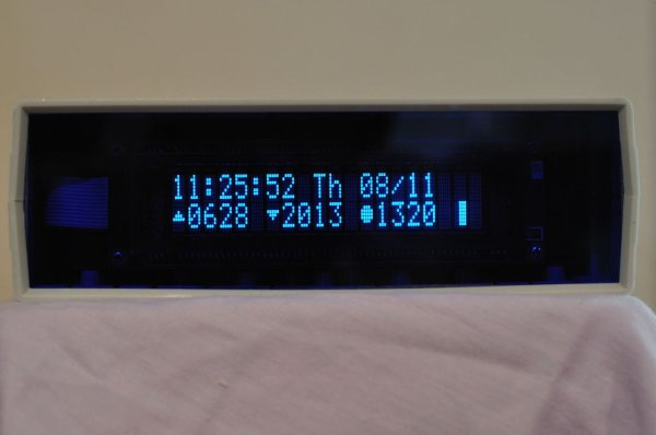 Solar-Oriented, Arduino-Powered Clock