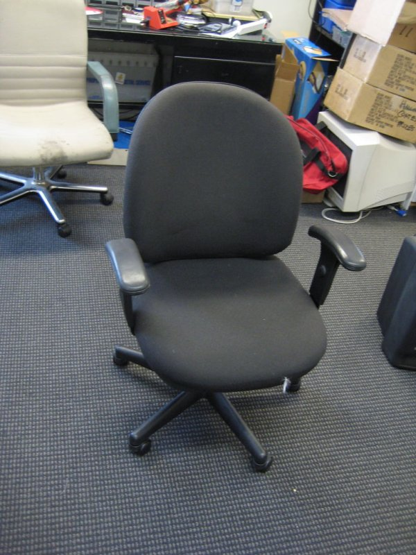 The Twittering Office Chair using Arduino