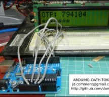 Time-based OTP with Arduino