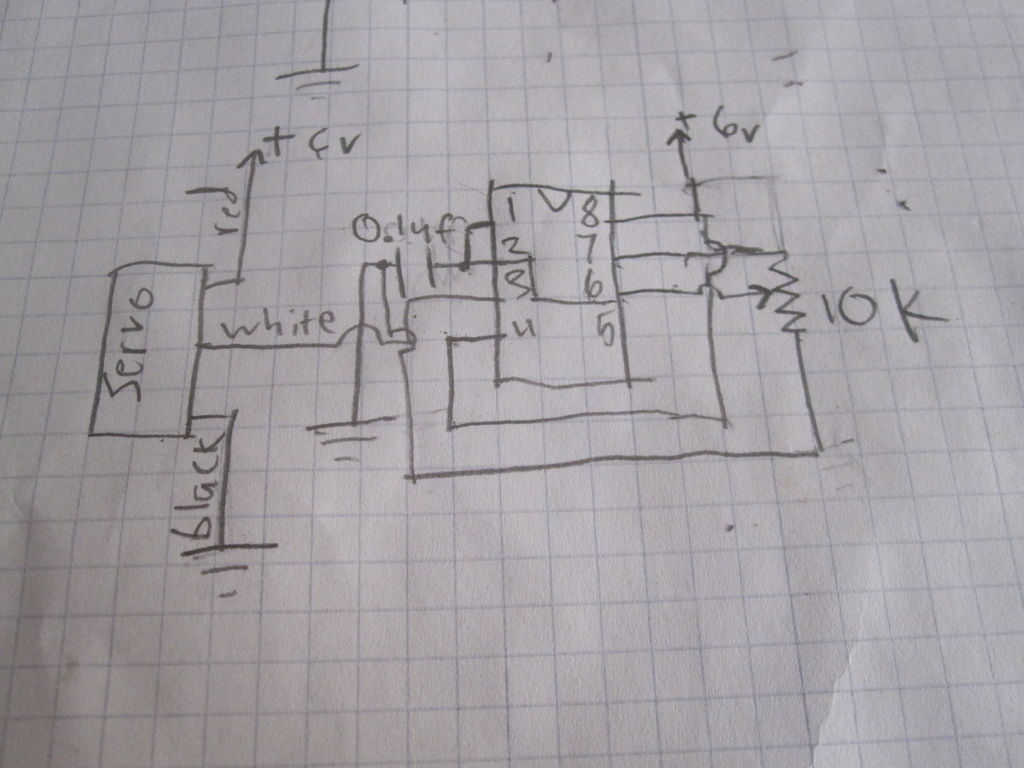 Using Servo Motors With Arduino Use For Projects Diagram Also Motor Control On Usb Board Schematic