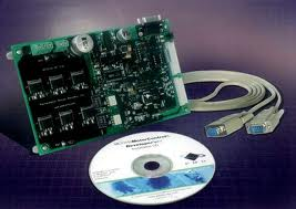 GaAs control ICs