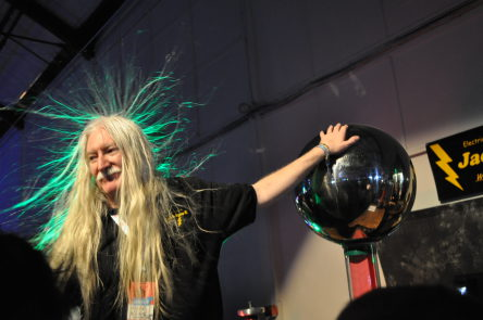 Missed the Maker Faire? Catch the pictures!