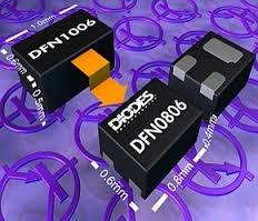NXP shrinks power transistor design for mobiles