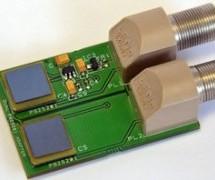 Plessey samples ECG medical sensors