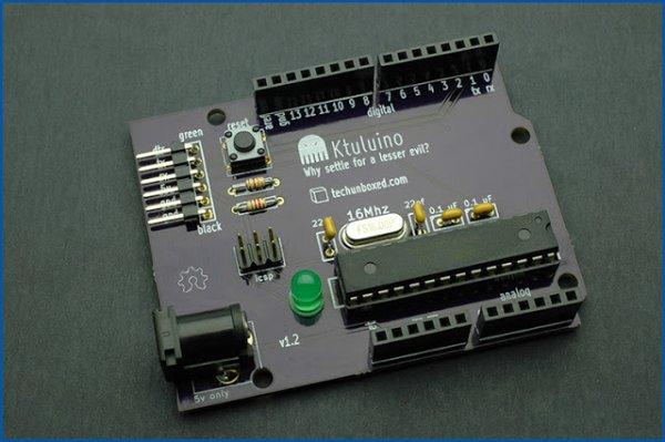 Arduino Clone Arduino Clone