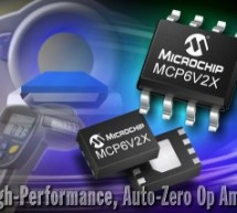 Microchip zero-drift op amp is low power for medical