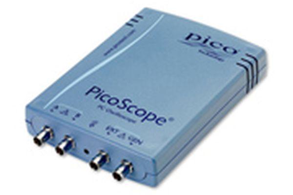NEW PicoScope 2000 series oscilloscopes